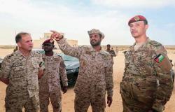 السعودية والأردن تجريان تمرين عسكري بحري مشترك