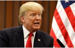 بسبب تغريدة حرق العلم.. هجوم على الرئيس الأمريكي دونالد ترامب