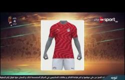 محمد عبد الواحد يوضح رأيه فى تصميم تيشيرت المنتخب الوطني