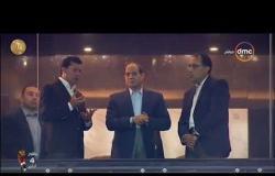 اليوم - الرئيس السيسي يتفقد ستاد القاهرة لمتابعة الترتيبات النهائية لانطلاق كأس الأمم الإفريقية