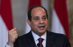 فيديو| شاهد تصرف الرئيس السيسي مع العلم المصري في بيلاروسيا