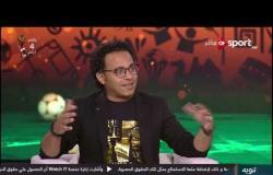 محمد عبد الواحد يوضح أبرز العوامل التى يتم من خلالها تصميم تيشيرتات المنتخبات