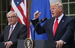 ترامب ينتقد تصريحات ماريو دراجي مع هبوط اليورو