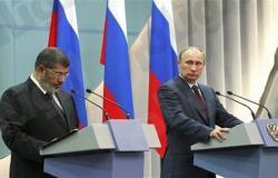 """""""هذا النوع من الرؤساء لا يعيش طويلًا """"...هكذا تنبأ الرئيس بوتين بوفاة مرسي منذ ست سنوات"""