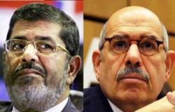 بعد نعيه لمرسي.. البرادعي يثير الجدل بتغريدة جديدة