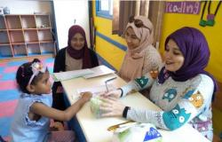 المدارس المصرية اليابانية تجرى المقابلات الشخصية للتلاميذ رياض الأطفال والصف الأول والثاني الإبتدائي