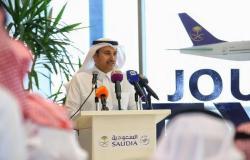 الجاسر: الخطوط السعودية ستعلن صفقة جديدة لشراء طائرات قريباً