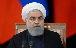 روحاني: لن ندخل حربا ضد أي دولة