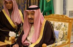 الملك سلمان يعزي الشعب المصري