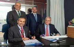الخطوط السعودية تتفق مع إيرباص لزيادة طلبيتها لـ100 طائرة