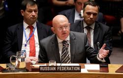 نيبينزيا: روسيا ستبقى ملتزمة باتفاقيات استقرار الوضع في سوريا