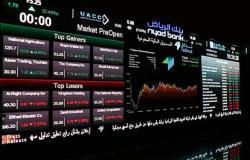 سوق الأسهم السعودية يعود للخسائر..والصفقات الخاصة تقفز بالسيولة
