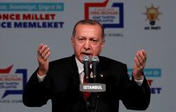 أردوغان: سنبذل كل الجهد لمحاكمة مصر أمام المحاكم الدولية عن وفاة مرسي