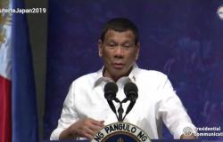 مفاجأة .. رئيس الفلبين: كنت مثلياً قبل أن أُشفى على يد النساء الجميلات