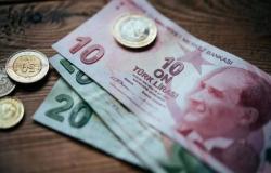 إجمالي احتياطات تركيا ترتفع بأكثر من مليار دولار في أسبوع