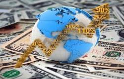 قفزة الذهب ومخاوف النفط محور الأسواق العالمية اليوم
