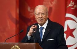 الرئيس التونسي يتعرض لوعكة صحية مفاجئة