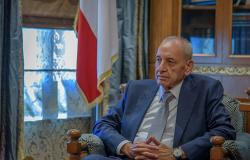 رئيس البرلمان اللبناني: لسنا بحاجة للمليارات وسنقاوم التوطين مع الفلسطينيين