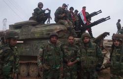 الجيش السوري يعثر على قنابل إسرائيلية في دمشق والقنيطرة