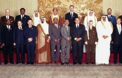 طريقة احتفال بعض الرؤساء العرب بذكرى ميلادهم