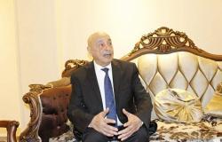 عقيلة صالح يجتمع مع مبعوث الأمين العام للأمم المتحدة لدى ليبيا