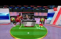 تعرف على أشهر لاعبي غانا وبنين