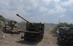 """الجيش السوري يحبط هجوما لتنظيم """"أنصار التوحيد"""" بريف حماة الشمالي"""