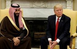 البيت الأبيض: ترامب يبحث التهديدات الإيرانية مع ولي عهد السعودية