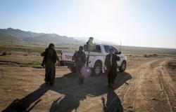 """إيزيدية ناجية من """"داعش""""... من الأكثر أملا في العالم (صور+ فيديو)"""