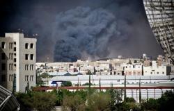 قصف جوي يستهدف مقر قيادة القوات الخاصة في السعودية