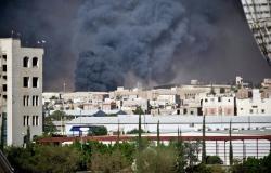 الخليج يشتعل .. «قصف جوي» يستهدف مقر قيادة القوات الخاصة في السعودية .. رسائل من قادة الكويت إلى الملك سلمان