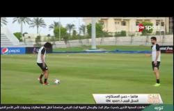 """""""حسن المستكاوي"""" وتعليق على استبعاد عمرو وردة من معسكر المنتخب المصري"""