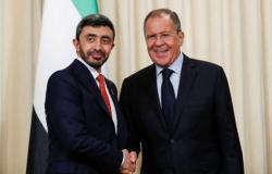 وزير خارجية روسيا: الحوار هو الحل الوحيد للخلافات بالمنطقة
