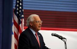 السفير الأمريكي: سيناريو انسحاب إسرائيل من كل المناطق غير وارد
