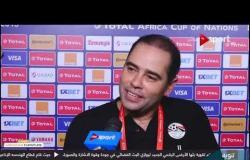 إيهاب لهيطة يتحدث عن المواجهات المحتملة للمنتخب في دور الـ 16 واستبعاد عمرو وردة