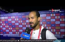 وليد سليمان: حققنا المطلوب بالتأهل والأداء سيتحسن في القادم