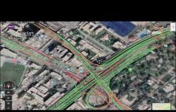8  الصبح - رصد الحالة المرورية بشوارع العاصمة بتاريخ 27-6-2019