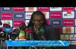 مدرب الجزائر ومدرب السنغال يتحدثان عن المواجهة المرتقبة بين محرز وماني