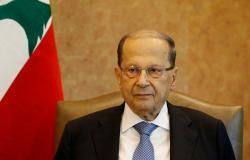 الرئيس اللبناني يدعو لاجتماع للمجس الأعلى للدفاع