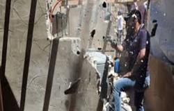 الجيش اللبناني يهدم منازل اللاجئين في عرسال
