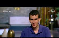 مساء dmc - مروان وحيد الأول علمي رياضة دمج : كنت بذاكر ساعتين وكنت ببقي متوتر نسبياً في الأمتحانات