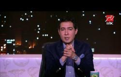 محمد بركات : جمال بلماضى مدرب يحترمه كل لاعبي الجزائر .. والمصريين سيشجعون الجزائر في الفاينال