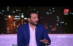 محمد بركات : كنت بكره نفسي في الباك رايت لسببين