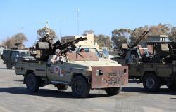 الجيش الليبي يعلن انسحاب قوات الوفاق من محاور القتال في طرابلس