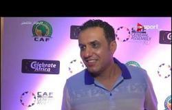 حازم الكاديكي: مصر نجحت بامتياز في تنظيم بطولة أمم إفريقيا 2019