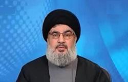 نصر الله: لا خيار أمام لبنان إلا تحمل الضغوط