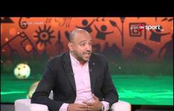 كواليس النقل التلفزيوني لحفل افتتاح بطولة أمم أفريقيا - تامر يسري