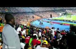 """رد فعل جمهور السنغال بعد الغاء """"الفار"""" لضربة جزاء لمصلحتهم"""