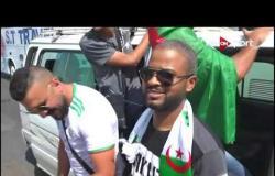 "جماهير الجزائر قبل نهائي ""كان 2019"" : نشكر مصر شعبا وحكومة"