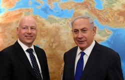 غرينبلات: إسرائيل هي الضحية في الصراع مع الفلسطينيين